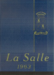 1963 Edition, La Salle High School - Centurion Yearbook (Pasadena, CA)