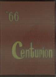 1966 Edition, La Salle High School - Centurion Yearbook (Pasadena, CA)
