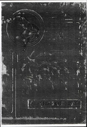 Page 1, 1933 Edition, Chino High School - El Chasqui Yearbook (Chino, CA) online yearbook collection