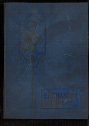 Page 1, 1936 Edition, Chino High School - El Chasqui Yearbook (Chino, CA) online yearbook collection