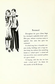 Page 10, 1939 Edition, Chino High School - El Chasqui Yearbook (Chino, CA) online yearbook collection