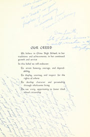 Page 13, 1939 Edition, Chino High School - El Chasqui Yearbook (Chino, CA) online yearbook collection