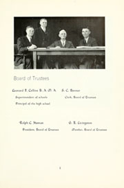Page 17, 1939 Edition, Chino High School - El Chasqui Yearbook (Chino, CA) online yearbook collection