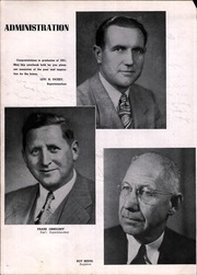 Page 8, 1951 Edition, Chino High School - El Chasqui Yearbook (Chino, CA) online yearbook collection