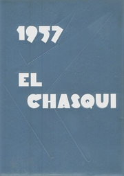 Page 1, 1957 Edition, Chino High School - El Chasqui Yearbook (Chino, CA) online yearbook collection