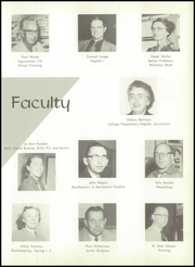Page 13, 1957 Edition, Chino High School - El Chasqui Yearbook (Chino, CA) online yearbook collection