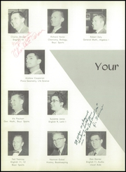 Page 14, 1957 Edition, Chino High School - El Chasqui Yearbook (Chino, CA) online yearbook collection