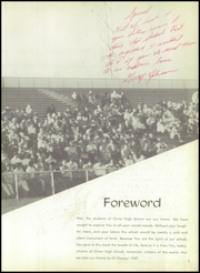 Page 7, 1957 Edition, Chino High School - El Chasqui Yearbook (Chino, CA) online yearbook collection