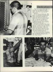 Page 16, 1970 Edition, Chino High School - El Chasqui Yearbook (Chino, CA) online yearbook collection