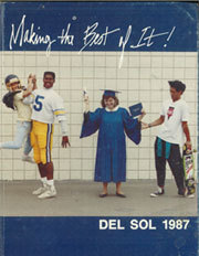 1987 Edition, La Quinta High School - Del Sol Yearbook (Westminster, CA)