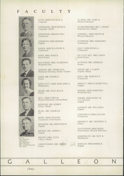 Page 16, 1934 Edition, Balboa High School - Galleon Yearbook (San Francisco, CA) online yearbook collection