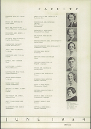 Page 17, 1934 Edition, Balboa High School - Galleon Yearbook (San Francisco, CA) online yearbook collection