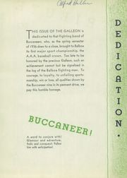 Page 9, 1936 Edition, Balboa High School - Galleon Yearbook (San Francisco, CA) online yearbook collection