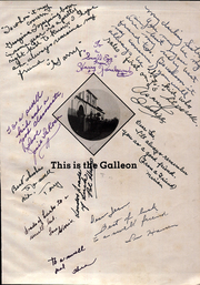 Page 5, 1945 Edition, Balboa High School - Galleon Yearbook (San Francisco, CA) online yearbook collection