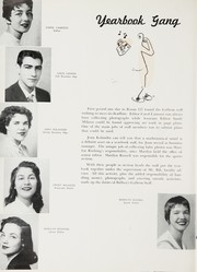 Page 10, 1956 Edition, Balboa High School - Galleon Yearbook (San Francisco, CA) online yearbook collection