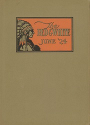Page 1, 1924 Edition, Lowell High School - Red and White Yearbook (San Francisco, CA) online yearbook collection