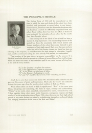 Page 11, 1924 Edition, Lowell High School - Red and White Yearbook (San Francisco, CA) online yearbook collection