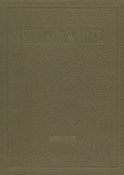 Page 1, 1927 Edition, Lowell High School - Red and White Yearbook (San Francisco, CA) online yearbook collection