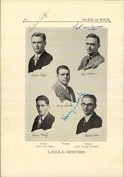 Page 14, 1928 Edition, Lowell High School - Red and White Yearbook (San Francisco, CA) online yearbook collection