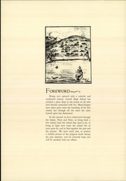 Page 6, 1928 Edition, Lowell High School - Red and White Yearbook (San Francisco, CA) online yearbook collection