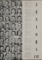 Page 17, 1942 Edition, Lowell High School - Red and White Yearbook (San Francisco, CA) online yearbook collection