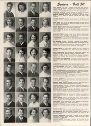 Page 14, 1951 Edition, Lowell High School - Red and White Yearbook (San Francisco, CA) online yearbook collection
