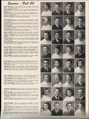 Page 15, 1951 Edition, Lowell High School - Red and White Yearbook (San Francisco, CA) online yearbook collection