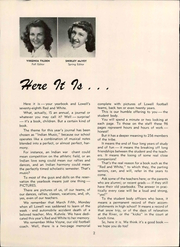 Page 8, 1951 Edition, Lowell High School - Red and White Yearbook (San Francisco, CA) online yearbook collection