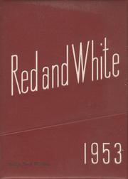 1953 Edition, Lowell High School - Red and White Yearbook (San Francisco, CA)