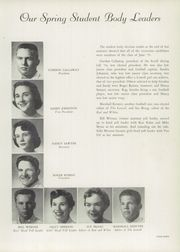 Page 13, 1955 Edition, Lowell High School - Red and White Yearbook (San Francisco, CA) online yearbook collection