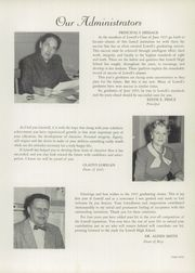 Page 9, 1955 Edition, Lowell High School - Red and White Yearbook (San Francisco, CA) online yearbook collection