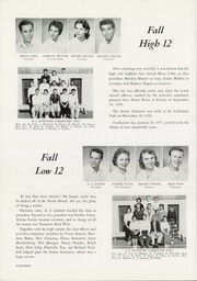 Page 12, 1957 Edition, Lowell High School - Red and White Yearbook (San Francisco, CA) online yearbook collection