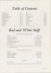 Page 7, 1957 Edition, Lowell High School - Red and White Yearbook (San Francisco, CA) online yearbook collection