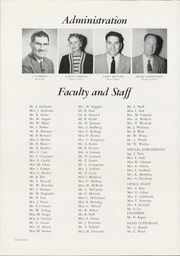 Page 8, 1957 Edition, Lowell High School - Red and White Yearbook (San Francisco, CA) online yearbook collection