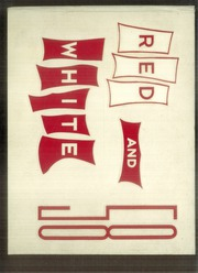 1958 Edition, Lowell High School - Red and White Yearbook (San Francisco, CA)