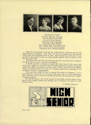 Page 10, 1924 Edition, High School of Commerce - Commerce Yearbook (San Francisco, CA) online yearbook collection