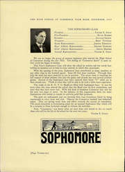 Page 30, 1924 Edition, High School of Commerce - Commerce Yearbook (San Francisco, CA) online yearbook collection