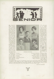 Page 14, 1927 Edition, High School of Commerce - Commerce Yearbook (San Francisco, CA) online yearbook collection