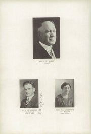 Page 8, 1927 Edition, High School of Commerce - Commerce Yearbook (San Francisco, CA) online yearbook collection