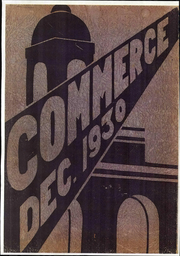 Page 1, 1930 Edition, High School of Commerce - Commerce Yearbook (San Francisco, CA) online yearbook collection