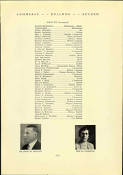 Page 11, 1930 Edition, High School of Commerce - Commerce Yearbook (San Francisco, CA) online yearbook collection