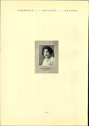 Page 12, 1930 Edition, High School of Commerce - Commerce Yearbook (San Francisco, CA) online yearbook collection