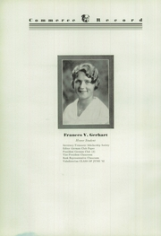 Page 12, 1932 Edition, High School of Commerce - Commerce Yearbook (San Francisco, CA) online yearbook collection