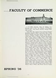 Page 11, 1936 Edition, High School of Commerce - Commerce Yearbook (San Francisco, CA) online yearbook collection