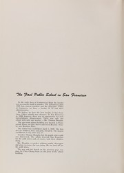 Page 12, 1950 Edition, High School of Commerce - Commerce Yearbook (San Francisco, CA) online yearbook collection