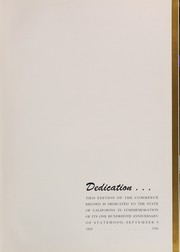 Page 7, 1950 Edition, High School of Commerce - Commerce Yearbook (San Francisco, CA) online yearbook collection