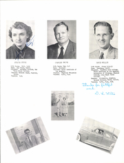 Page 11, 1953 Edition, Brethren High School - Element of Style Yearbook (Paramount, CA) online yearbook collection