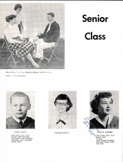 Page 12, 1953 Edition, Brethren High School - Element of Style Yearbook (Paramount, CA) online yearbook collection
