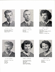 Page 13, 1953 Edition, Brethren High School - Element of Style Yearbook (Paramount, CA) online yearbook collection