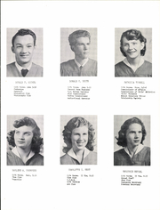 Page 15, 1953 Edition, Brethren High School - Element of Style Yearbook (Paramount, CA) online yearbook collection